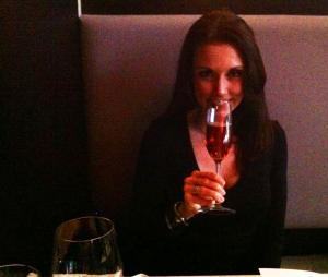 Anniversary Dinner at Rathbuns with Chateau Robert