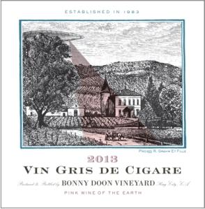 Vin Gris De Cigare