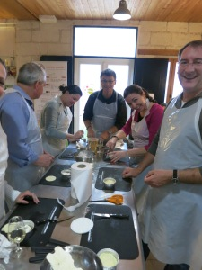 Cooking class in Tours with Vino Hound