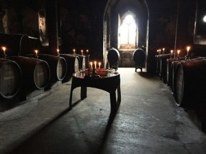 Wine making in an ancient monastery with Vino Hound